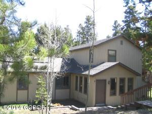 479 Hughes Ave aka CR 836, Fraser, CO 80442