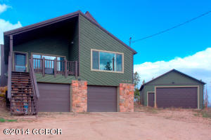 94 CORD448/HILLTOP Drive, Grand Lake, CO 80447