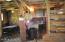 Interior Red Barn