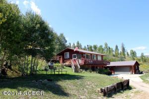 826 CO RD 559, Hot Sulphur Springs, CO 80451