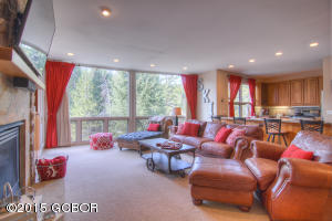 Fully-Furnished Home with Floor to Ceiling Windows!