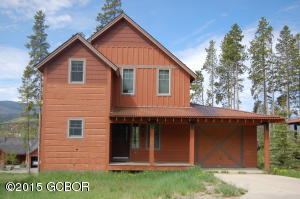 25 REUNION Lane, Fraser, CO 80442