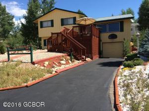 375 West GARNET Avenue, Granby, CO 80446
