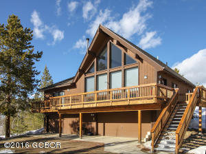 301 CORD866/HEMLOCK TRL, Tabernash, CO 80478