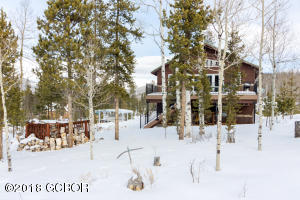 4698 County Rd 41, Granby, CO 80446