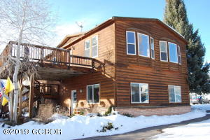 833 East AGATE, #3, Granby, CO 80446