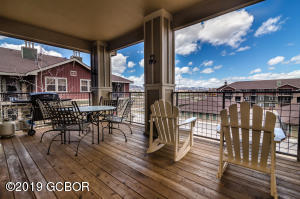 158 VILLAGE Road, E-303, Granby, CO 80446