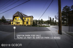 78260 US HWY 40, Winter Park, CO 80482