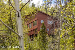 200 GCR 8522/Fallen Rock Road, Tabernash, CO 80478