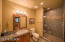 Lower Level Bunk Room Bath