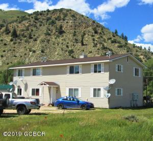 222-228 Spruce Street, 4 units, Hot Sulphur Springs, CO 80451