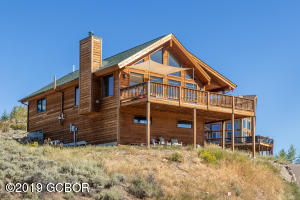 209 GCR 897 / Deer Trail Drive, Granby, CO 80446