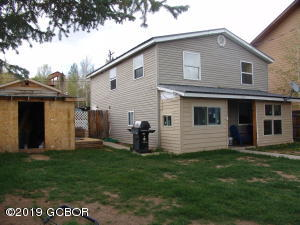 695 East Agate Avenue, Granby, CO 80446