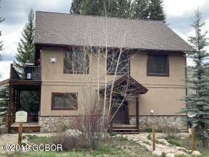 105 Balsam Drive, Winter Park, CO 80482