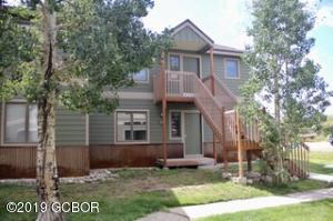 95 DOC SUSIE Avenue, D-1, Fraser, CO 80442