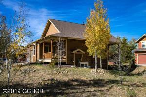 102 SADDLE HORN Court, Granby, CO 80446