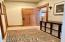 Entry hall with 1/2 bath and new washer/dryer