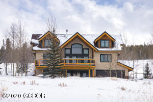 134 GCR 899/Overlook Drive, Granby, CO 80446