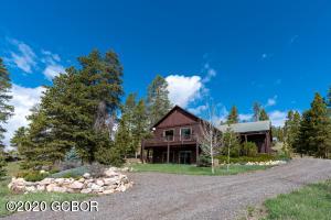 1599 Prairie Sage Rd aka GCR 5221, Tabernash, CO 80478