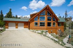 95 GCR 4573 / Rocky Mountain Lane, Grand Lake, CO 80447