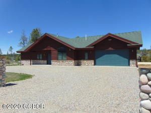 616 County Rd 519e, Tabernash, CO 80478