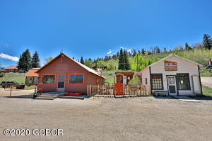 512 BYERS Avenue, Hot Sulphur Springs, CO 80451