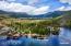 Grand Lake Hot Spots Labeled around Lemmon Lodge