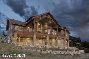 609 Lower Ranch View Road, Granby, CO 80446