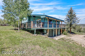 1705 County Road 193, Kremmling, CO 80459