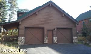 594 GCR 4980 Kinnikinnick Road Road, Grand Lake, CO 80447