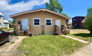 109 & 111 E Central Ave, Kremmling, CO 80459
