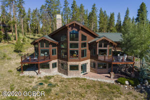 226 GCR 513/Columbine Lane, Tabernash, CO 80478