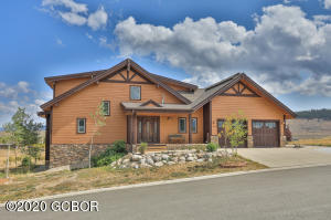 728 Saddle Ridge Circle, Granby, CO 80446