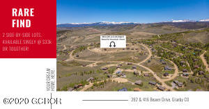 392 County Rd 895, Granby, CO 80446