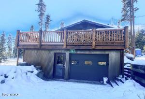Grand Lake Log Cabin