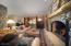 Lower Level Family Room Main House