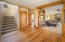 Entry to Living and Main Floor Master Bedroom/Ranch House