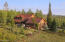 """Rear View of Guest/""""Ranch"""" House"""