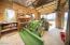 John Deere Tractor Included
