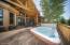 Hot Tub Upper Floor Rear Deck