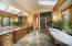 Beautiful Bath in Master Suite Main House