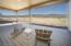 Rear deck with privacy and views