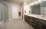 Bath in main floor suite