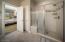 Bath off main floor suite
