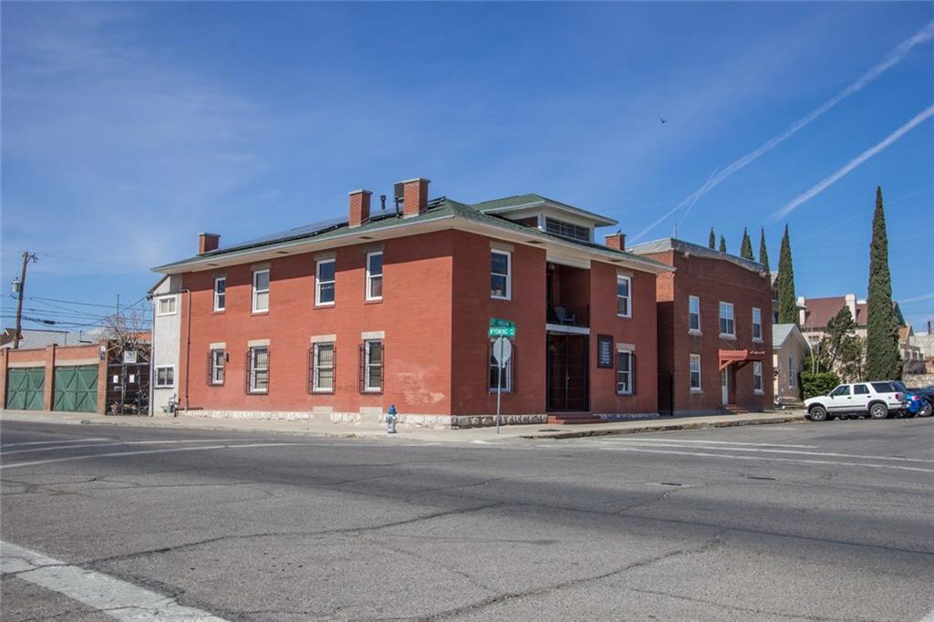 701 Saint Vrain Street, El Paso, Texas 79902, ,Commercial,For sale,Saint Vrain,717911