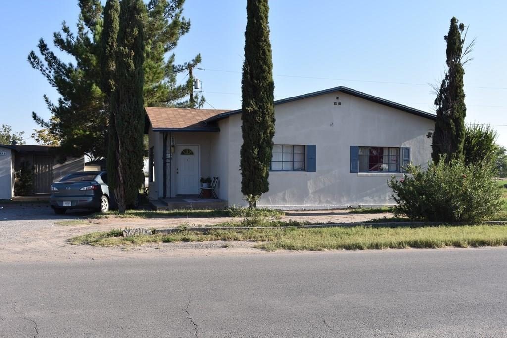 683 & 685 Borrego Road, San Elizario, Texas 79849, ,Land,For sale,Borrego,730150