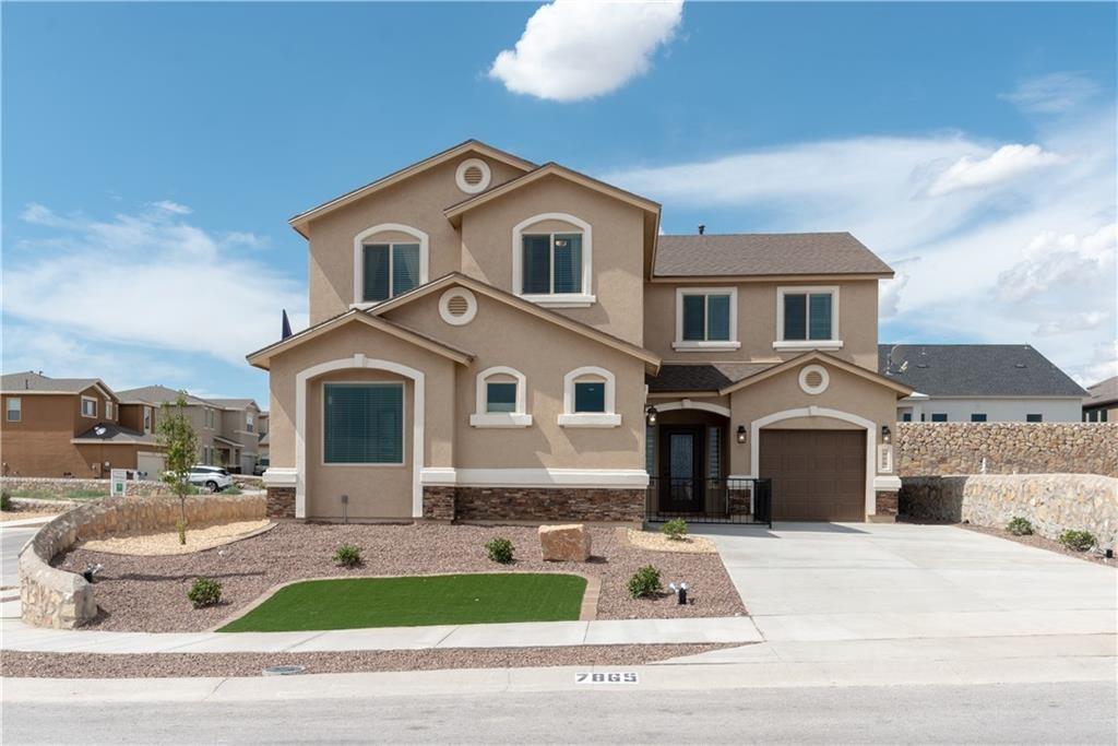 7865 Enchanted Ridge, El Paso, Texas 79911, 3 Bedrooms Bedrooms, ,3 BathroomsBathrooms,Residential,For sale,Enchanted Ridge,754542