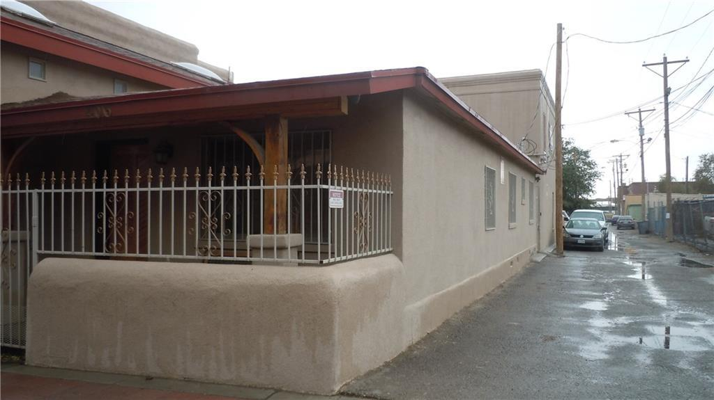 404 Overland Avenue, El Paso, Texas 79901, ,Commercial,For sale,Overland,756081