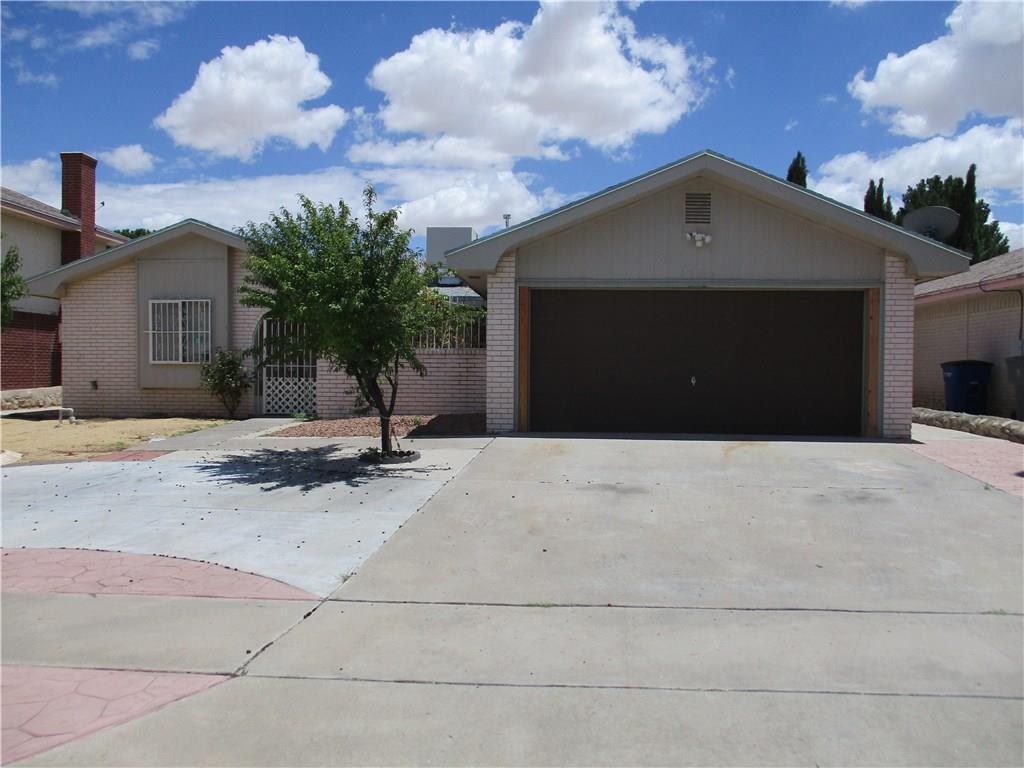 1786 Judith Resnik, El Paso, Texas 79936, 3 Bedrooms Bedrooms, ,2 BathroomsBathrooms,Residential,For sale,Judith Resnik,751022