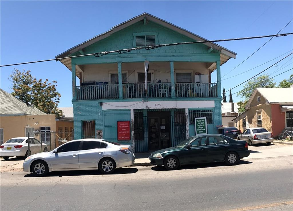 1207 Brown Street, El Paso, Texas 79902, ,Commercial,For sale,Brown,722381